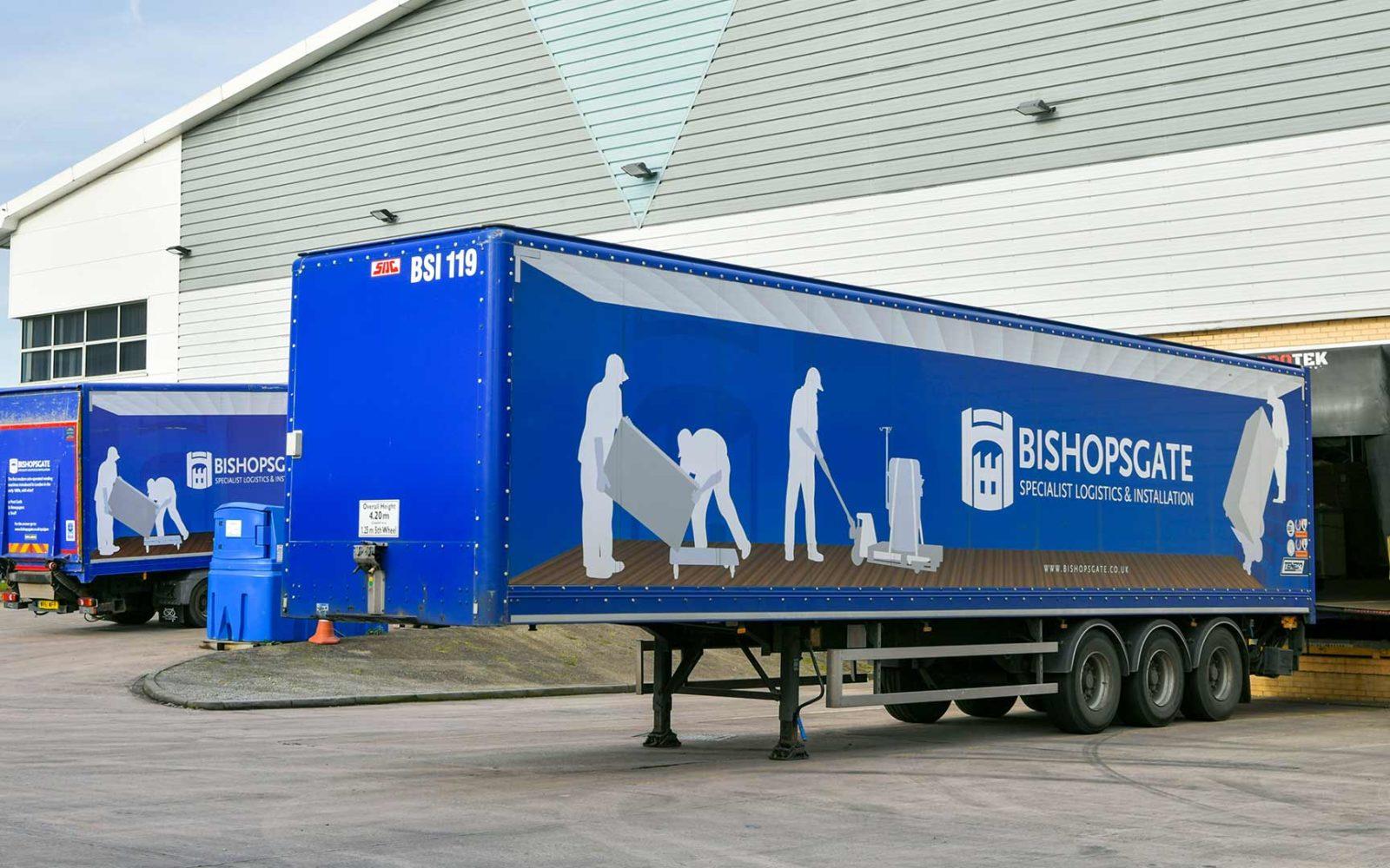 Bishopsgate-lorry