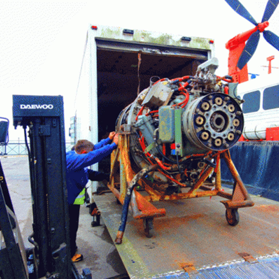 engine-removal