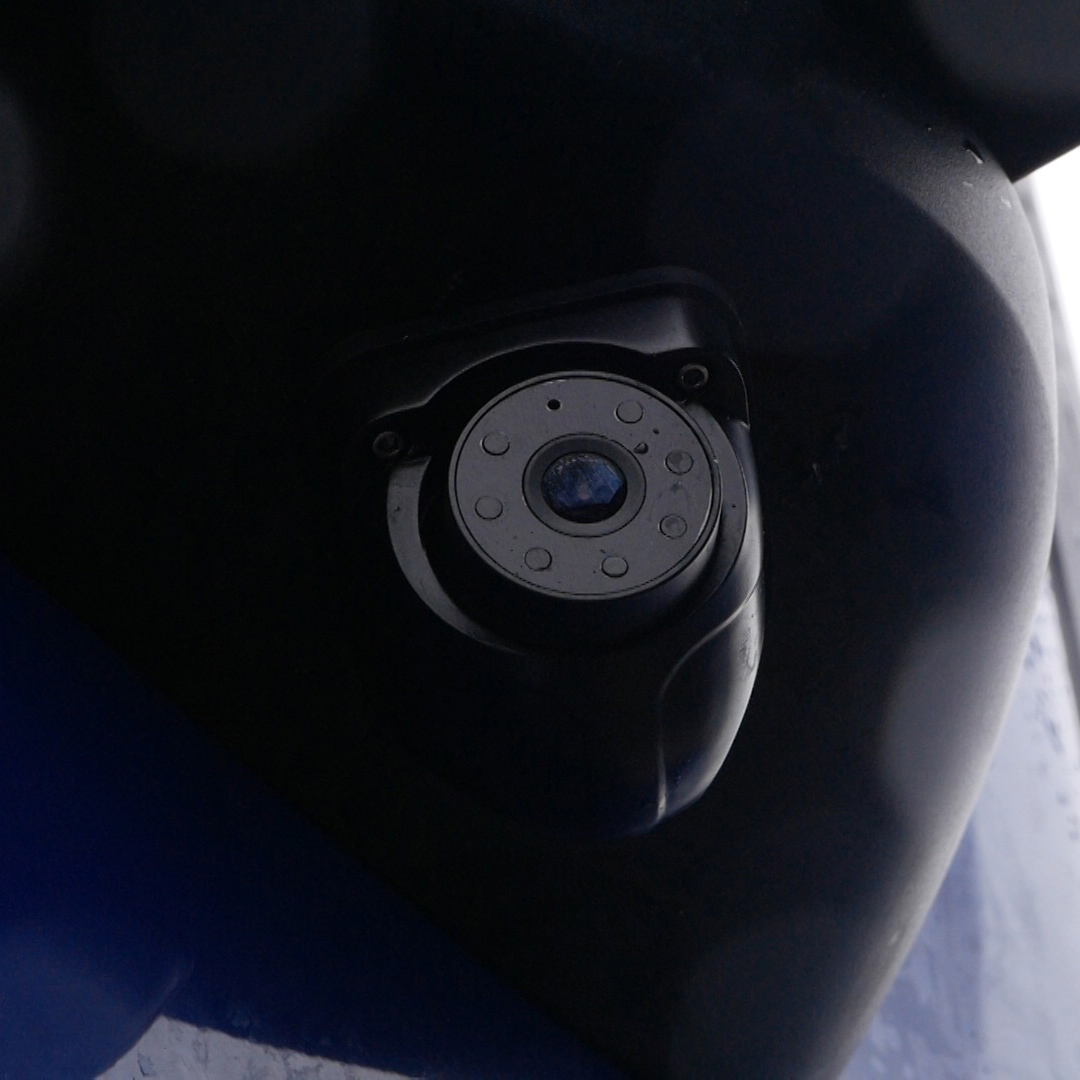 Lorry-sidecam