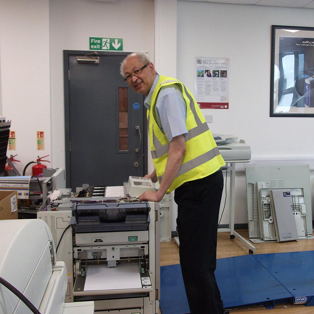 Riso-printer-service