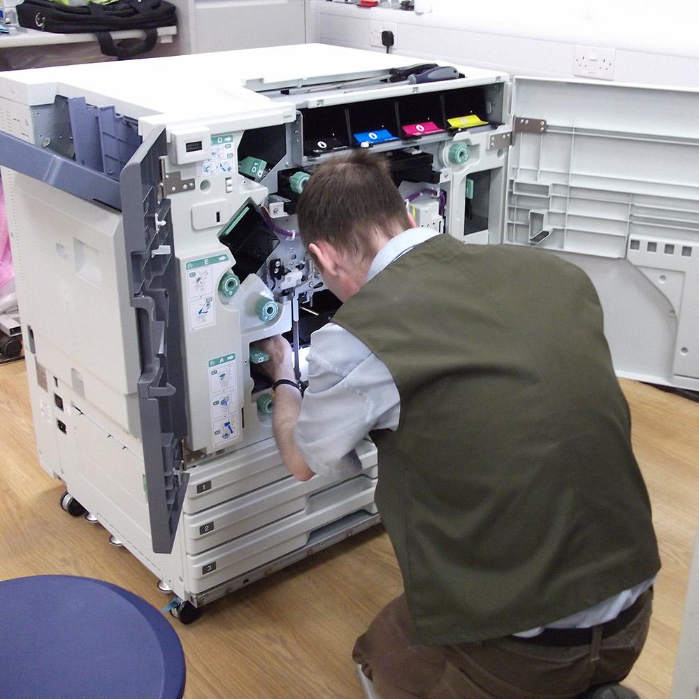 Riso-printer