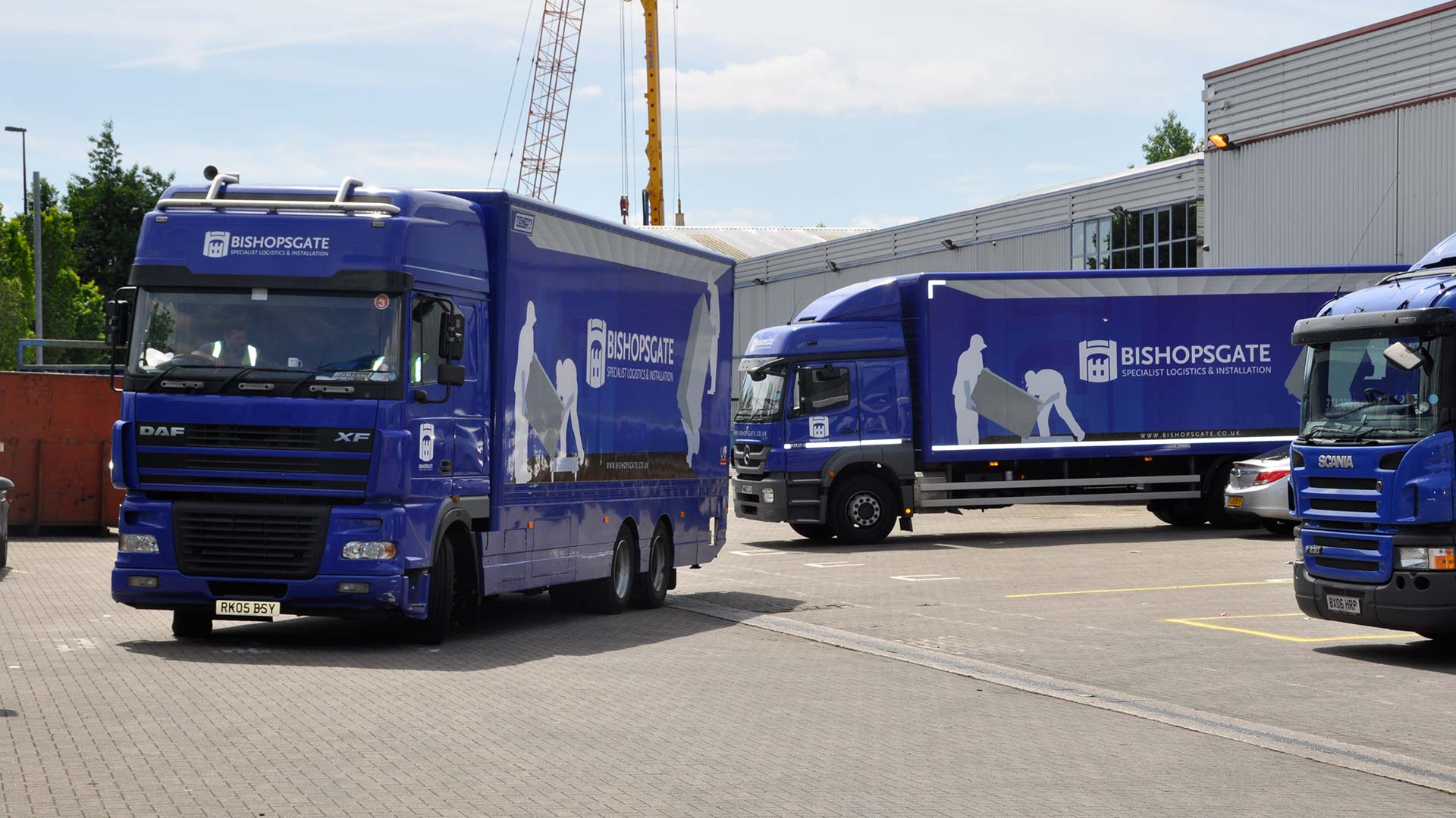 lorry-convoy