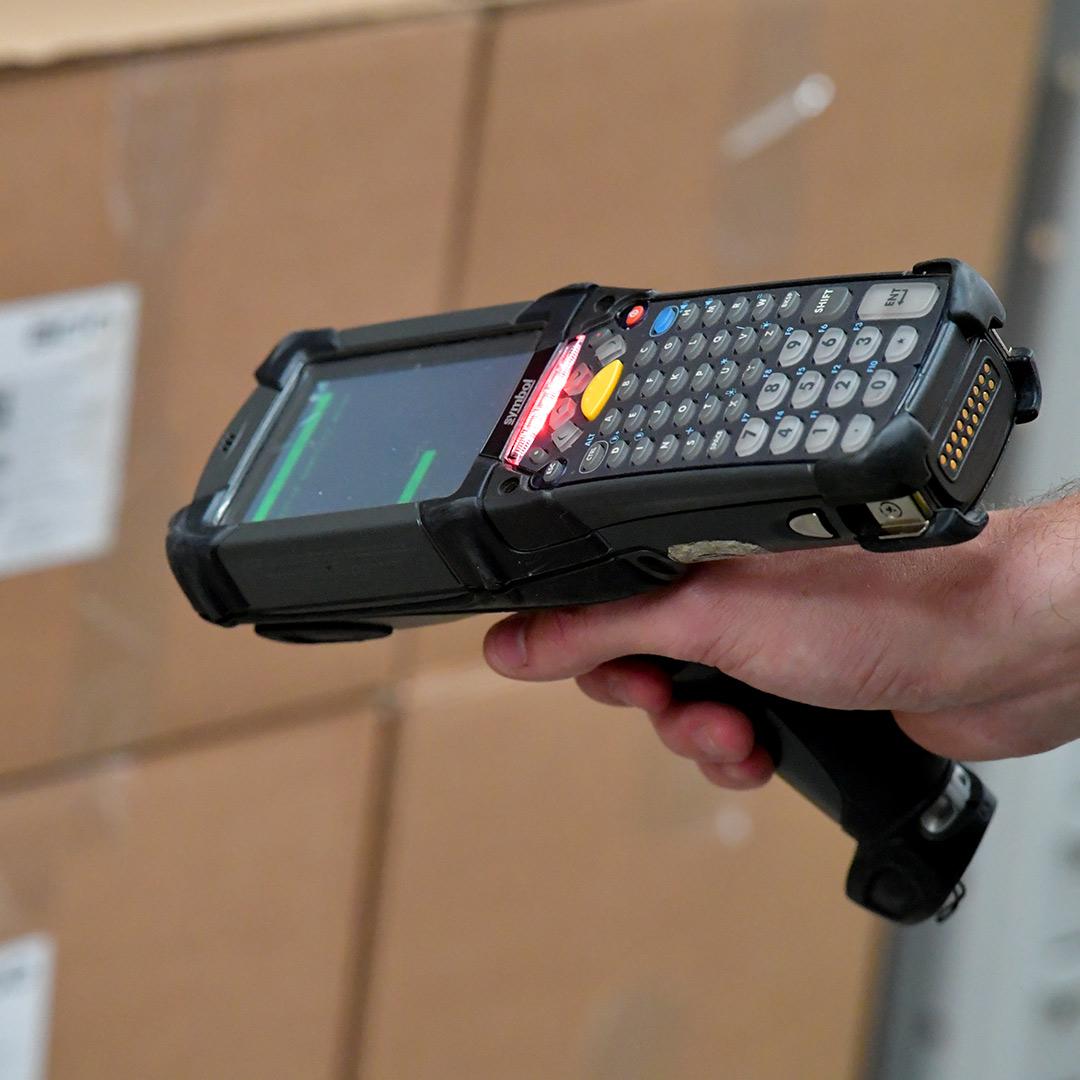 package-scanner-gun